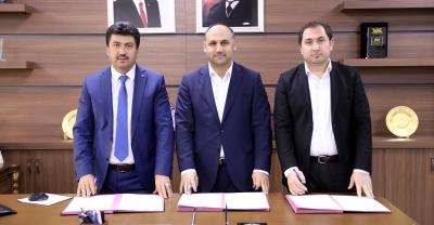 SUBÜ ve UDEF Arasında Protokol İmzalandı