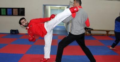 Avrupa Şampiyonu Karateci Ömer Faruk Ateş, Yeni Başarılar Peşinde