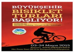 Bisiklet Turları Başlıyor