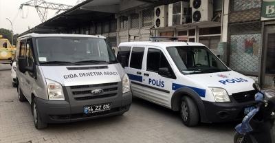 Sakarya'da 20 ton kaçak et ele geçirildi