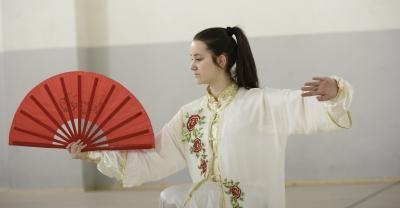 Wushu'da Şampiyonluklara Koşuyor