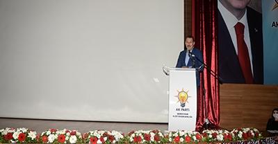 AK Parti'li Yavuz'dan İzmir'deki Depreme İlişkin Değerlendirme: