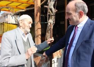 AK Parti Erenler Belediye Başkan Adayı Kılıç'tan ziyaretler