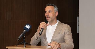 AK Parti Genel Başkan Yardımcısı Yavuz, Sakarya'da ilçe gençlik kongrelerine katıldı: