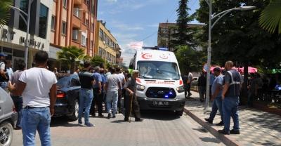 Sakarya'da silahla vurulan kişi öldü