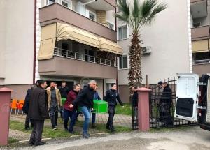 Sakarya'da polis memuru evinde ölü bulundu