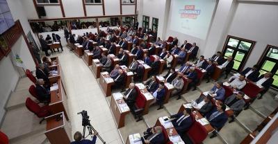 Kocaeli ve Sakarya belediye meclislerinden harekata destek açıklaması