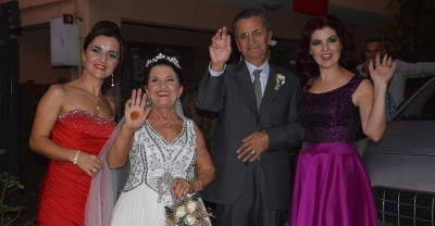 50 yıllık evli çift ikinci kez