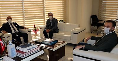 Sakarya Cumhuriyet Başsavcısı Dursun'dan AA Sakarya Bölge Müdürlüğüne Ziyaret