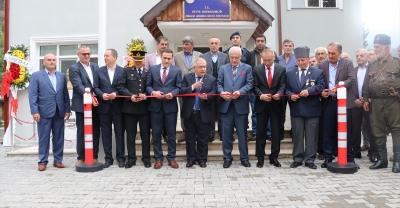 Doğançay Jandarma Karakol Komutanlığı açıldı