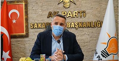 AK Parti Sakarya İlçe Başkanları İstişare ve Değerlendirme Toplantısı