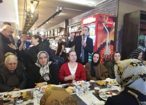 Ahmet Mercan'dan gövde gösterisi