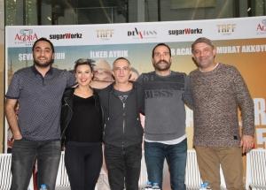 Çakallarla Dans 5 Ekibi Yeni Filmiyle Adapazarlı Hayranlarıyla Buluştu