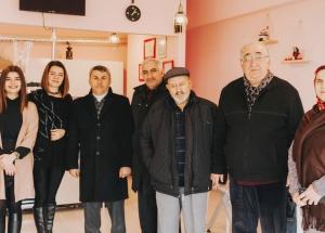 Hayvan dostu Pati Cafe Ev Yemekleri açıldı