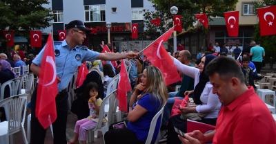 """""""Karasu'da, 15 Temmuz Demokrasi ve Milli Birlik Günü İçin Kapsamlı Program"""""""