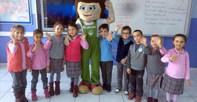 Sakarya'da 8 bin öğrenciye çevre bilinci anlatıldı