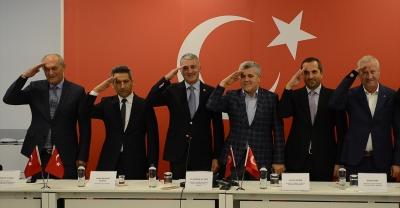 Meslek odaları ve STK'lerden Barış Pınarı Harekatı'na destek