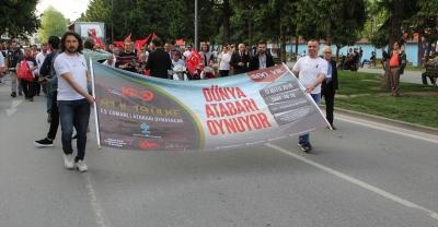 Atatürk'ün Samsun'a çıkışının 100. yılında