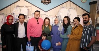 Sakarya'nın markası Genç Bebe; 4. Mağazasını da hizmete açtı