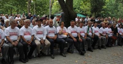 CHP'den Tank-Palet için oturma eylemi