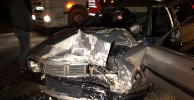 Akyazı'da trafik kazası: 1 yaralı