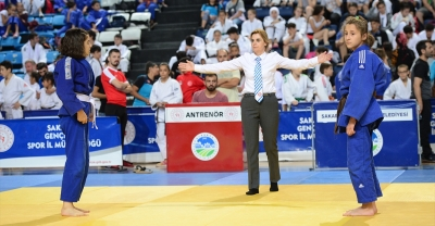 9. Uluslararası 30 Ağustos Zafer Haftası Valilik Kupası Judo Turnuvası