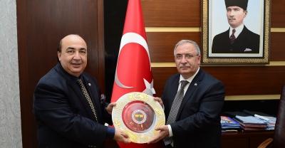 Fenerbahçe Üniversitesi Sakarya'da tanıtıldı