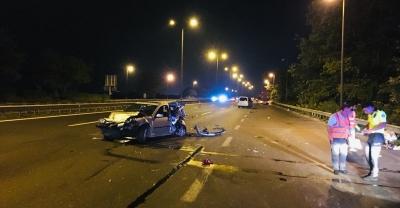 Sakarya'da zincirleme trafik kazası: 5 yaralı