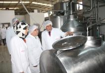 Vali Ahmet Hamdi Nayir'den OSB ziyareti