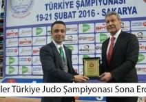 Gençler Türkiye Judo Şampiyonası Sona Erdi