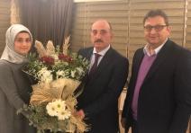 Ak Parti Sakarya İl Başkanı:Fevzi Kılıç Veda Etti