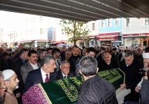 Sağlık Bakanı Koca Sakarya'da Cenaze Törenine Katıldı