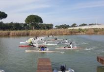 Sakarya kano takımı, milli takıma 5 sporcu gönderdi