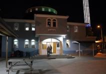 Sakarya'nın Serdivan ilçesindeki Yazlık Hicret Camisi'nde